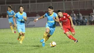 Vòng 8 V-League 2019:  TP. Hồ Chí Minh thi đấu thiếu người vẫn thắng Sanna Khánh Hòa