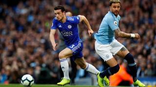 Vòng 37 Ngoại hạng Anh: Man City giành chiến thắng trước Leicester