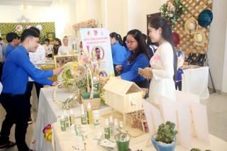 Trưng bày, giới thiệu sản phẩm đặc trưng của Bến Tre tại TP. Hồ Chí Minh