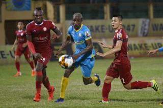 Vòng 9 V-League: TP. Hồ Chí Minh thoát hiểm nghẹt thở