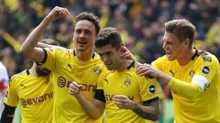 Vòng 33 Bundesliga: Borussia Dortmund thắng Fortuna Dussedorf 3-2