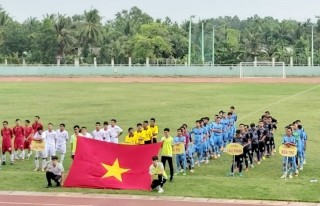 Giải bóng đá vô địch tỉnh Bến Tre năm 2019