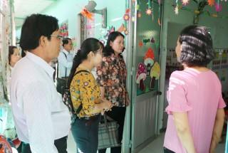 HĐND tỉnh giám sát về công tác xã hội hóa giáo dục