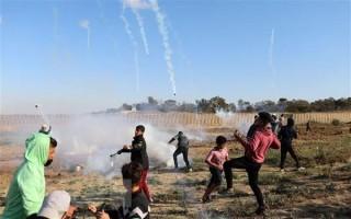 Đụng độ giữa người biểu tình Palestine ở Dải Gaza và binh sĩ Israel