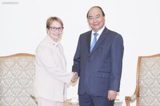 Thủ tướng đề nghị Brazil tạo thuận lợi cho hàng nông sản Việt Nam
