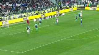 Vòng 37 Serie A: Juventus cầm hòa Atalanta 1-1