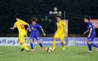 Phong Phú Hà Nam thắng đậm Thái Nguyên 5-0