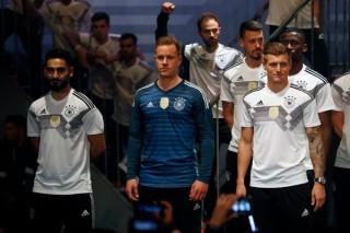 Đội tuyển Đức chốt danh sách dự vòng loại Euro 2020
