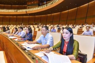 Quốc hội nghe giải trình, tiếp thu, chỉnh lý dự án Luật Phòng, chống tác hại của rượu bia