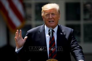 Tổng thống Mỹ tới Tokyo, bắt đầu chuyến thăm 4 ngày tại Nhật Bản