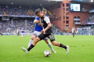 Vòng 38 Serie A: Juventus thất bại trước Sampdoria nhưng vẫn vô địch