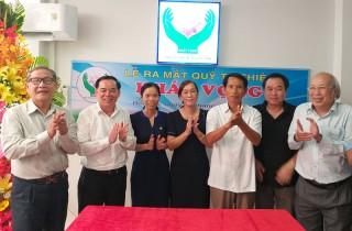 Ra mắt Quỹ từ thiện Khát Vọng