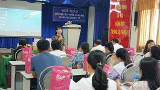 Hội thảo giới thiệu sản phẩm xã hội hóa