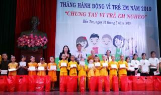 Lễ phát động Tháng hành động vì trẻ em