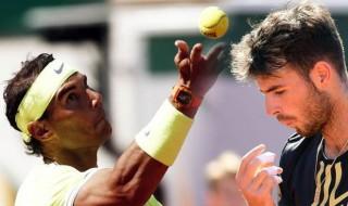 Rafael Nadal Nadal tiếp tục hành trình bảo vệ chức vô địch Roland Garros