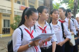 Đề thi môn Ngữ văn không ảnh hưởng kết quả làm bài của thí sinh