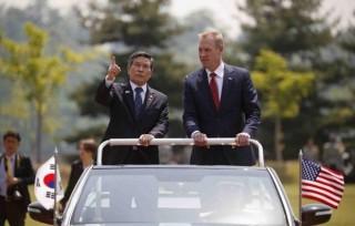 Hàn Quốc và Mỹ phê chuẩn phương án di dời trụ sở Bộ Tư lệnh liên quân