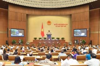 Thông cáo số 13 Kỳ họp thứ 7, Quốc hội khoá XIV