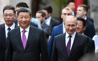 Nga và Trung Quốc nâng cấp quan hệ đối tác chiến lược toàn diện
