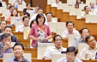 Đại biểu Quốc hội đơn vị tỉnh chất vấn Bộ Trưởng Bộ Văn hóa, Thể thao và Du lịch