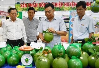 Khai mạc Hội chợ Nông nghiệp và sản phẩm OCOP khu vực đồng bằng sông Cửu Long