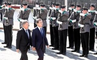 Hàn Quốc - Phần Lan phối hợp trong vấn đề hòa bình bán đảo Triều Tiên
