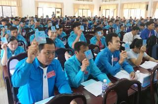 Đại hội đại biểu Hội Liên hiệp Thanh niên Việt Nam huyện Ba Tri nhiệm kỳ 2019 - 2024
