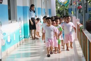 Đẩy mạnh công tác xã hội hóa giáo dục mầm non