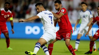 Uzbekistan dễ dàng đánh bại Syria 2-0