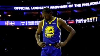 Mặc dù chấn thương, Kevin Durant vẫn kịp phá kỷ lục NBA Finals