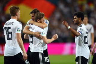 Vòng loại Euro 2020:  Đức đánh bại Estonia 8-0