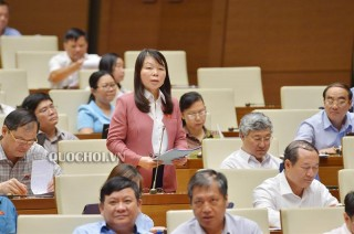 Quốc hội thảo luận Dự án Luật xuất cảnh, nhập cảnh của công dân Việt Nam