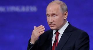 Tổng thống Putin: Nga sẽ khôi phục quan hệ với Ukraine