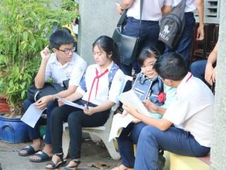 Công bố điểm thi vào lớp 10 THPT công lập