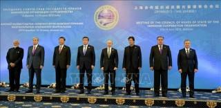 Khai mạc Hội nghị thượng đỉnh Tổ chức Hợp tác Thượng Hải