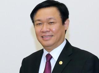 Phó thủ tướng Vương Đình Huệ thăm Myanmar và Hàn Quốc