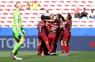 Bảng F World Cup nữ 2019:  Thụy Điển giành vé đi tiếp vào vòng 1/8
