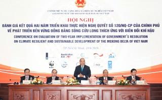 Sinh kế hàng chục triệu dân Đồng bằng sông Cửu Long đang đứng trước thử thách lớn