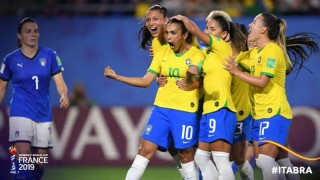 Bảng xếp hạng World Cup Nữ 2019: Ý, Úc, Brazil vào vòng 1/8