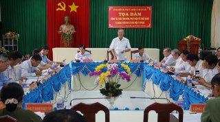 Xã Hưng Khánh Trung A: Nâng chất công tác kiểm tra, giám sát tổ chức đảng và đảng viên