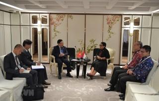 Thúc đẩy hiệu quả quan hệ đối tác chiến lược Việt Nam - Indonesia