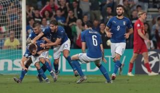 """Vô địch châu Âu - Euro U21:  Ý thắng Bỉ trong """"cơn mưa thẻ"""""""