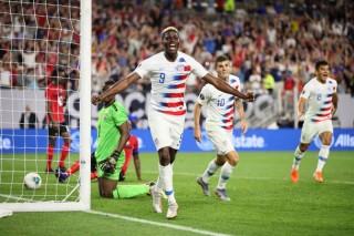 CONCACAF Gold Cup 2019:  Mỹ chính thức loạt vào tứ kết