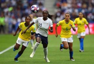 Vòng 1/8 World Cup nữ 2019:  Nữ Pháp đánh bại nữ Brazil ở phút 106