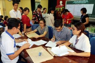 Cả nước có 25 thí sinh vi phạm quy chế thi môn ngữ văn