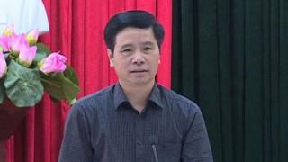 Bí thư huyện Phúc Thọ, Hà Nội bị cách tất cả chức vụ trong Đảng