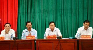 Thông báo kết quả Hội nghị lần thứ 17 Ban Chấp hành Đảng bộ tỉnh Bến Tre khóa X