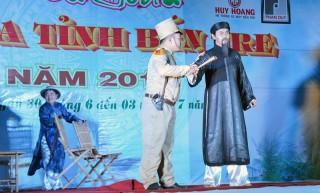 Bảo tồn giá trị truyện thơ Lục Vân Tiên