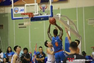 Thang Long Warriors giành chiến thắng chung cuộc 71-64