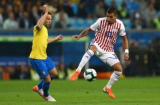 Tứ kết Copa America:  Brazil đánh bại Paraguay trên chấm 11m